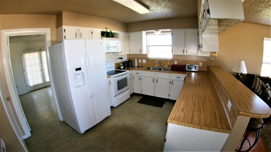 Master Kitchen RV Park Austin
