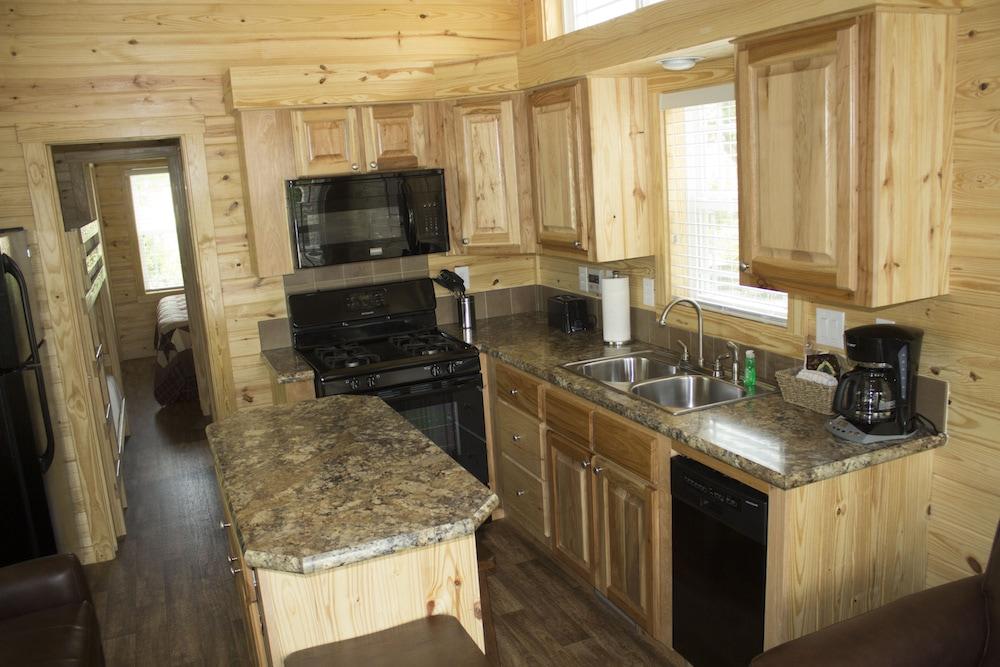wooden kitchen marina in palacios texas