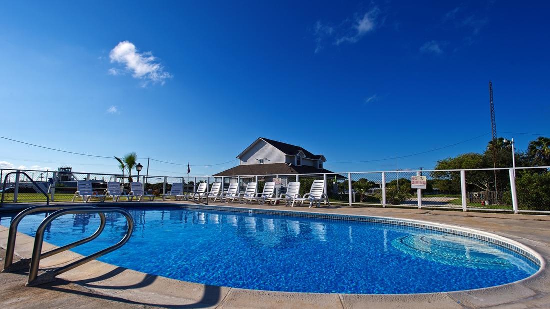 pool rv resort in palacios texas