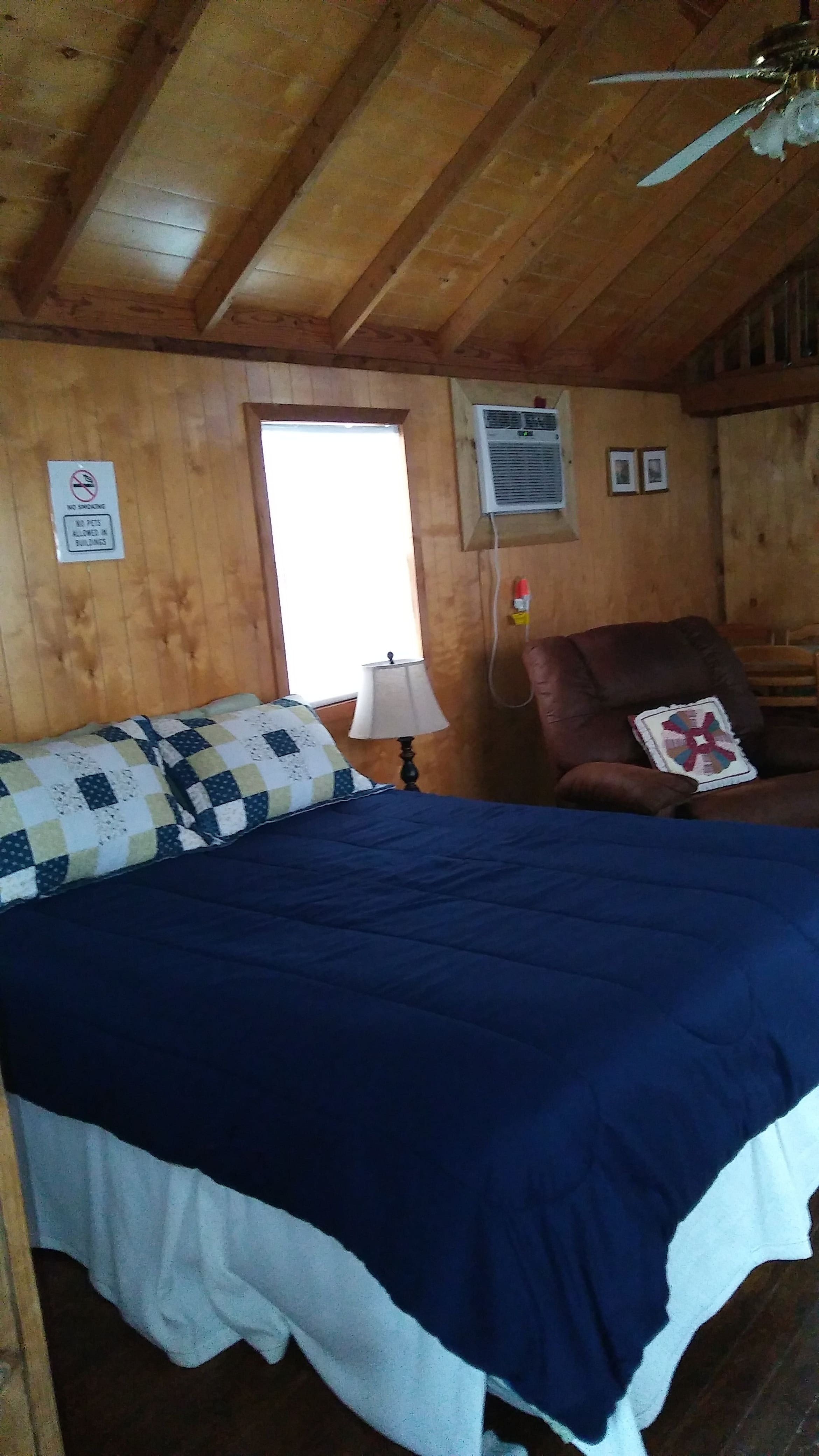 Second Cabin InsideBeach House Rental Austin