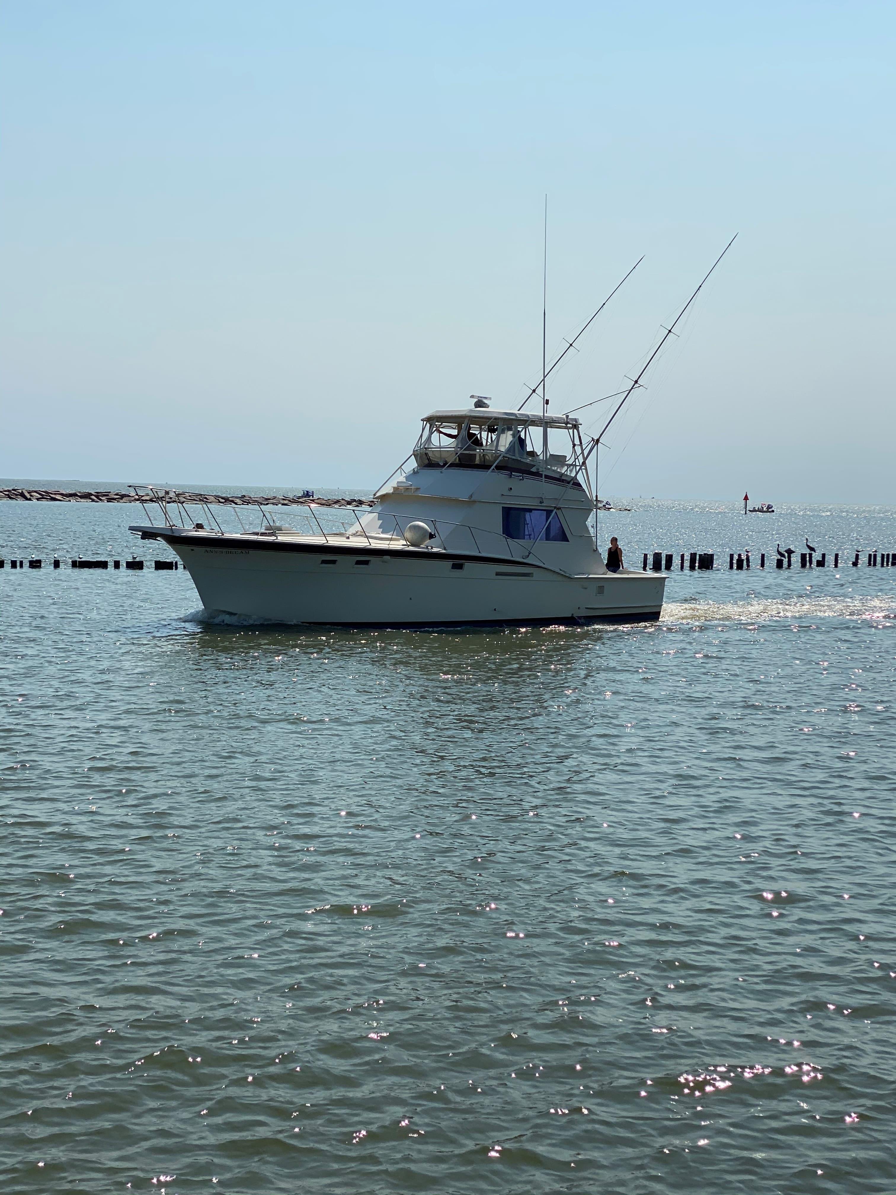 Boat RV Park Texas