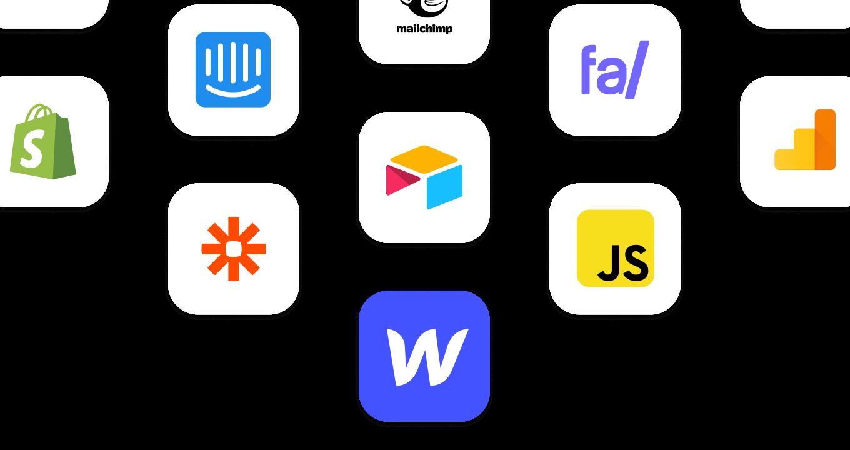 Webflow Integrationen