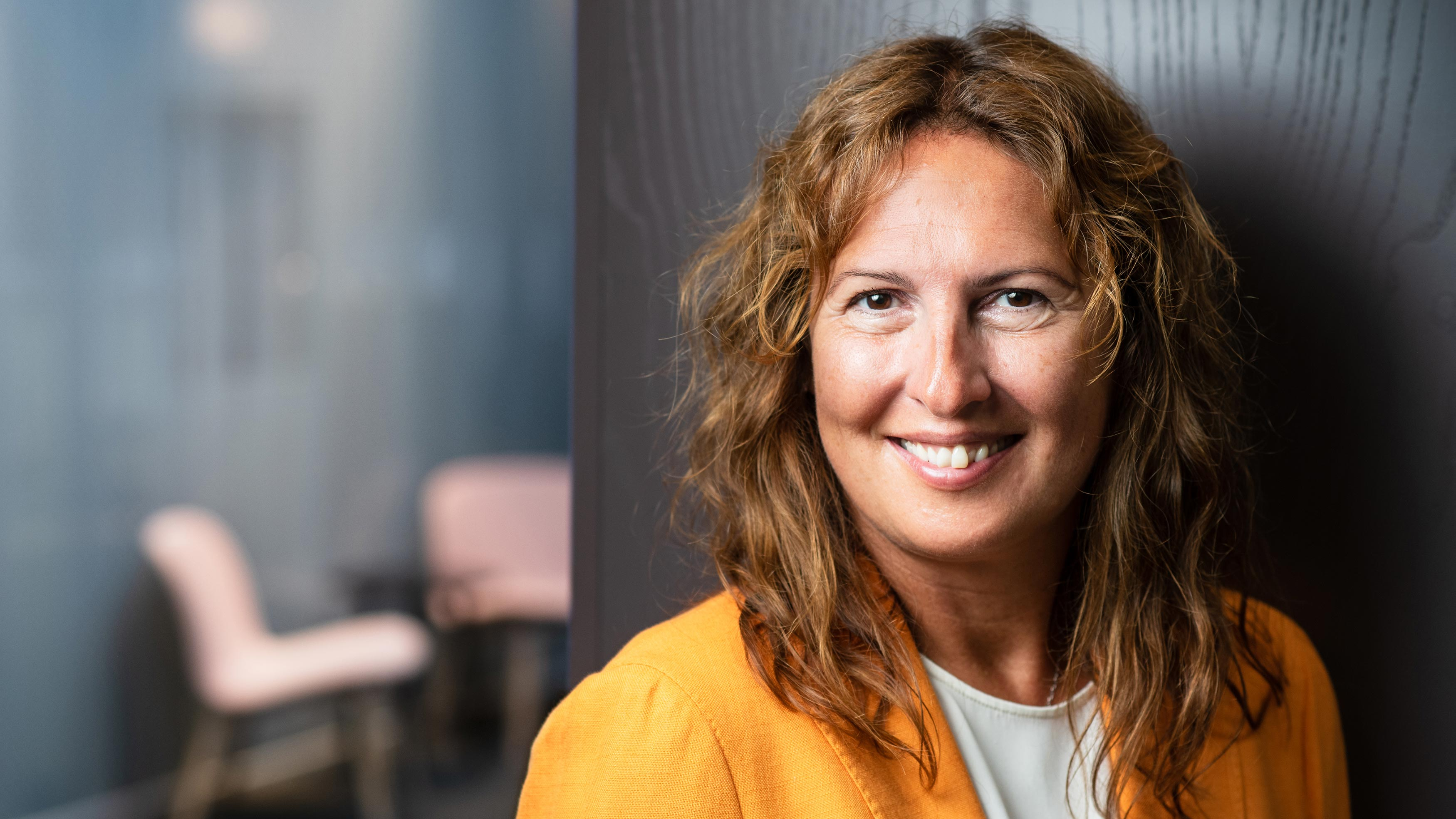 Image of Kungsleden CEO Biljana Pehrsson
