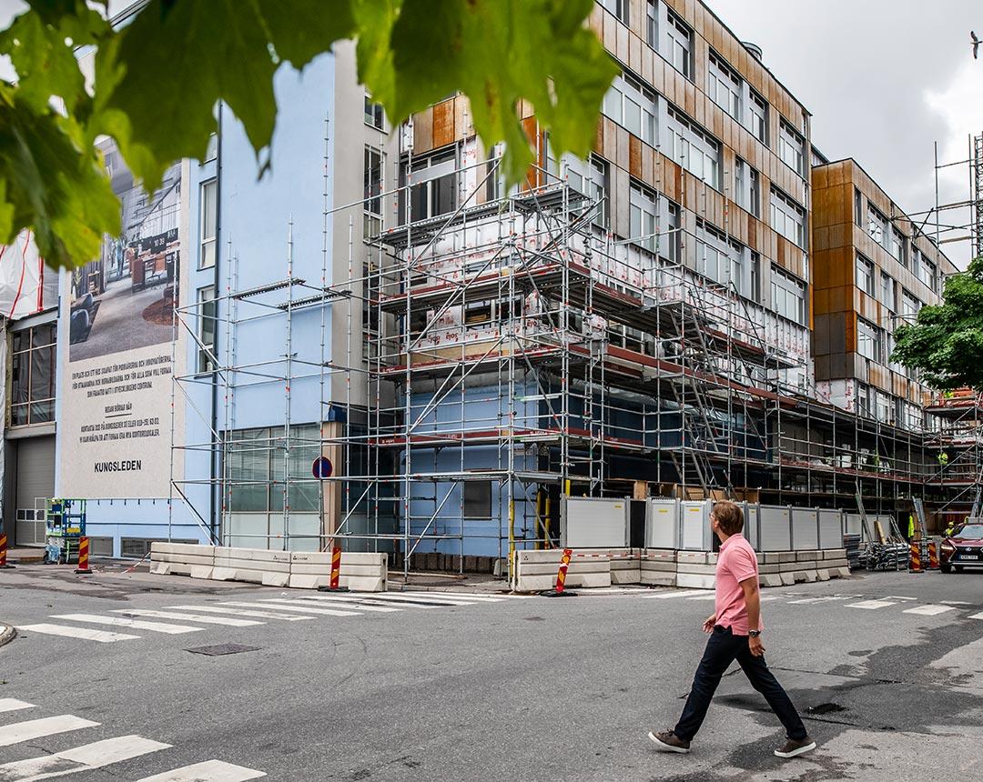 Image of Kungsleden property Rotterdam 14, Stockholm