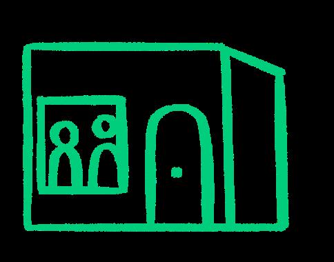 Immeuble représentant un investissement en plein propriété