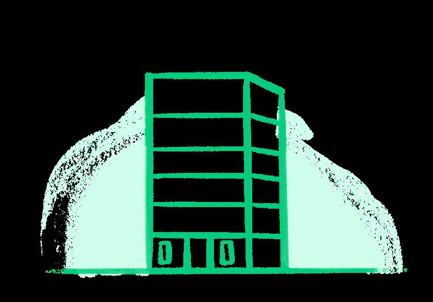 Batiment de bureaux