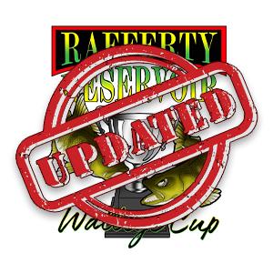 Rafferty Reservoir Walleye Cup - Update