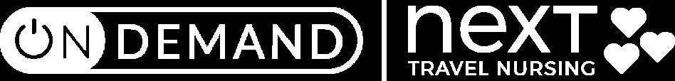 Grey Next ondemand logo