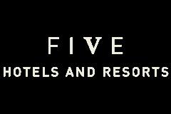 FIVE Hotels & Resorts