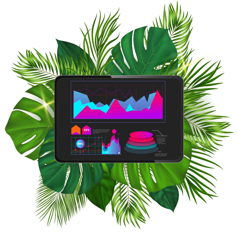 Graphs on tablet
