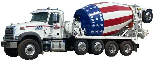Bass Concrete Truck