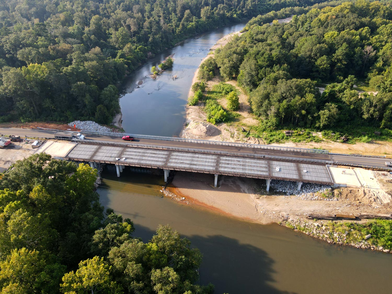 LA 16 Bridge Replacement
