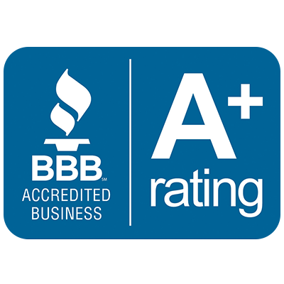 A+ Rating on BBB
