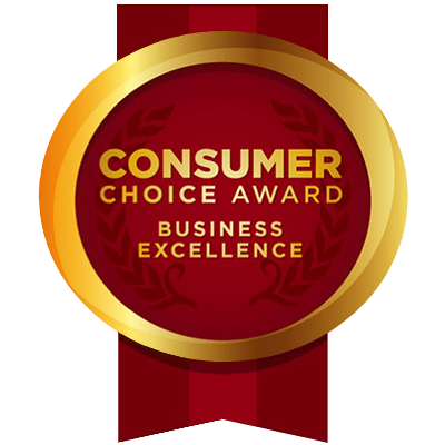 Consumer Choice Award for Business Excellence