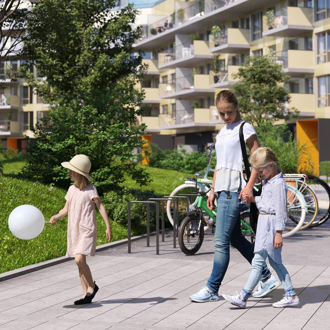 3D-visualisering i eiendomsbransjen