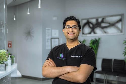 Nitesh Patel, M.D.