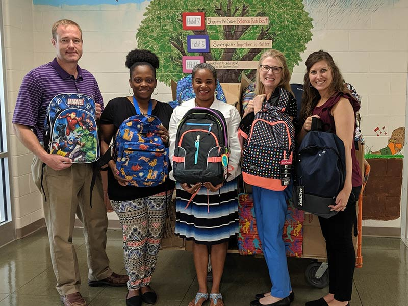 HHHunt Partners with Henrico County Public Schools