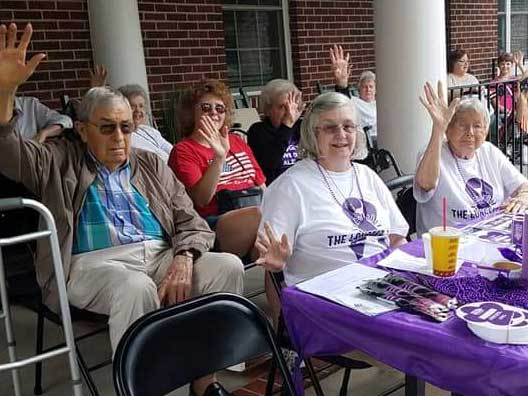 HHHunt is Fighting Alzheimer's Disease