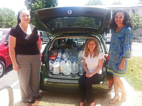 HHHunt supports West Virginia disaster recovery