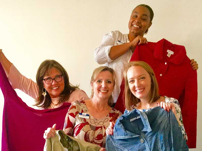 Abberly CenterPointe Supports Mercy Mall
