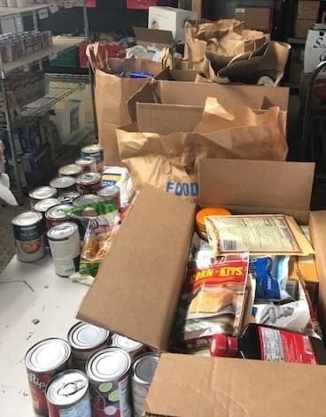 Abberly Pointe HELPs Beaufort Community Food Bank