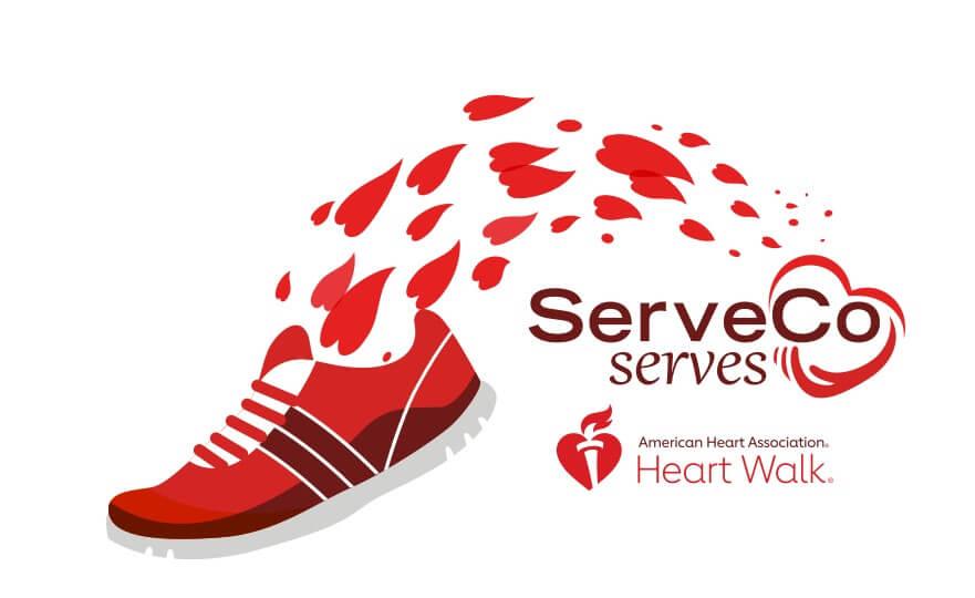 ServeCo Serves Logo