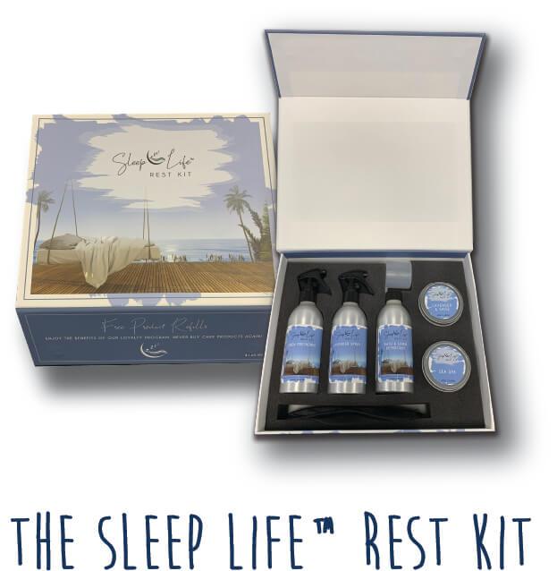 sleep life rest kit