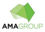 AMA Group logo.