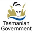 Tasmanian government logo.