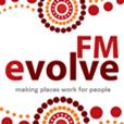 FM evolve logo.