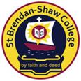 St. Brendan Shaw College logo.