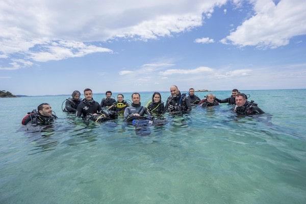 Northern Greece Underwater Explorers