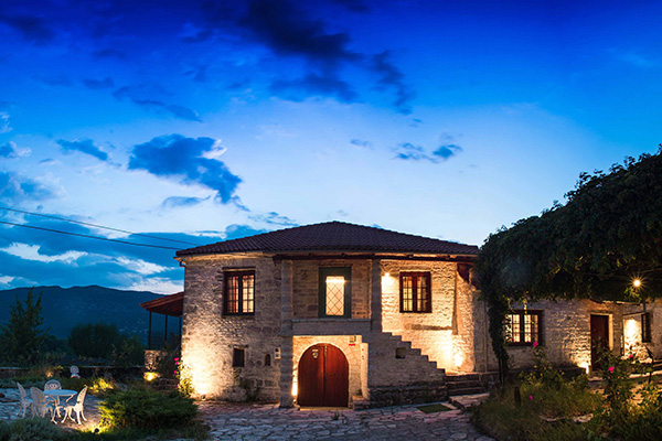 TRADITIONAL GUESTHOUSE RODAMI