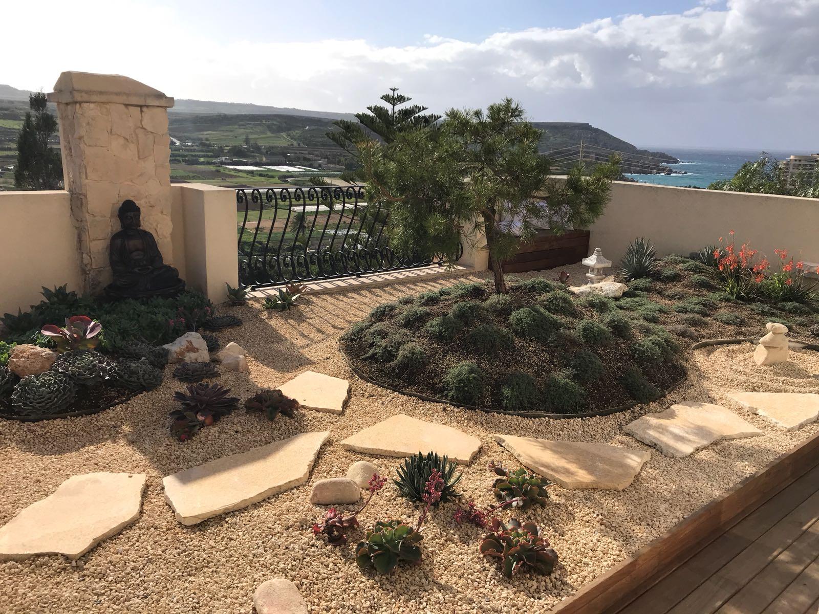 The Zen Terrace