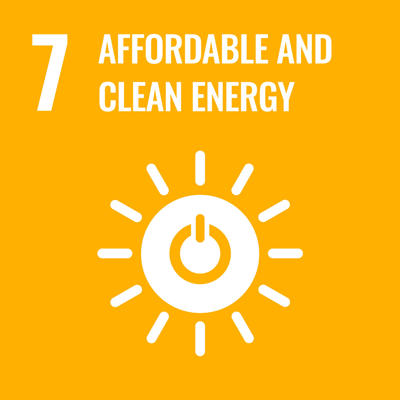 UN sustainable development goal 7