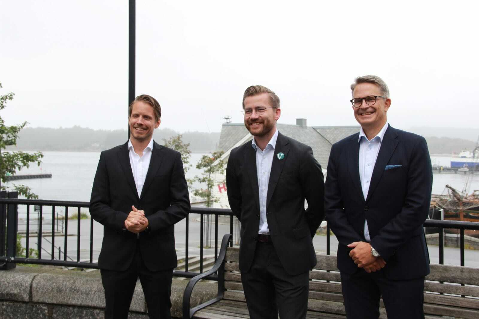 ECONNECT Energy awarded Green Platform Award from the Norwegian Government for World's first green ammonia bunkering terminal