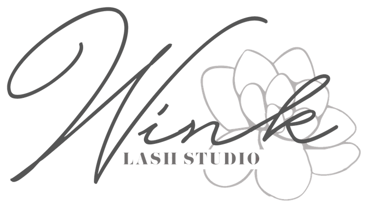 Wink Lash Studio + Bath Bar Logo