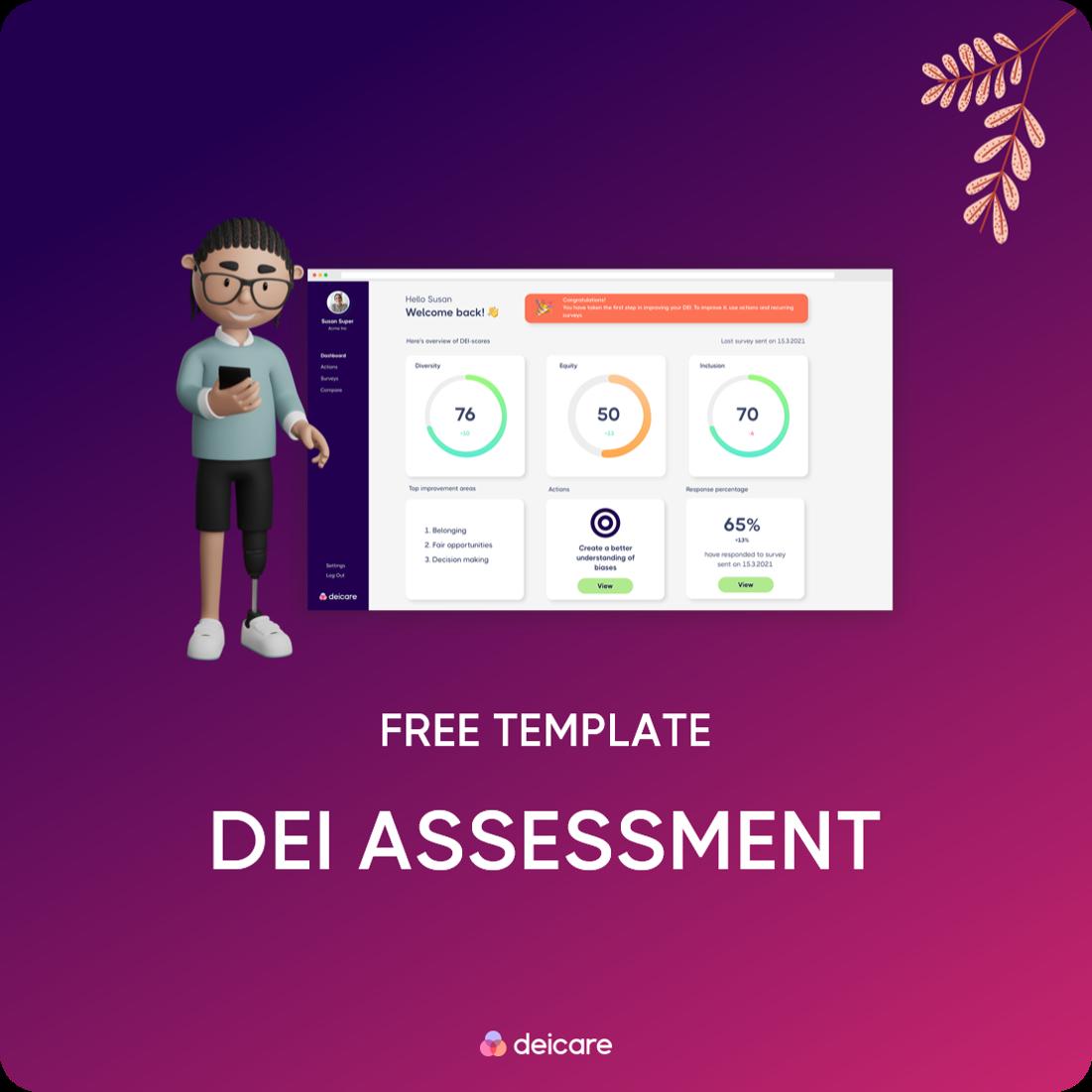 DEI Assessment Template