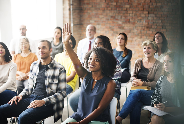 build diversity in an organization