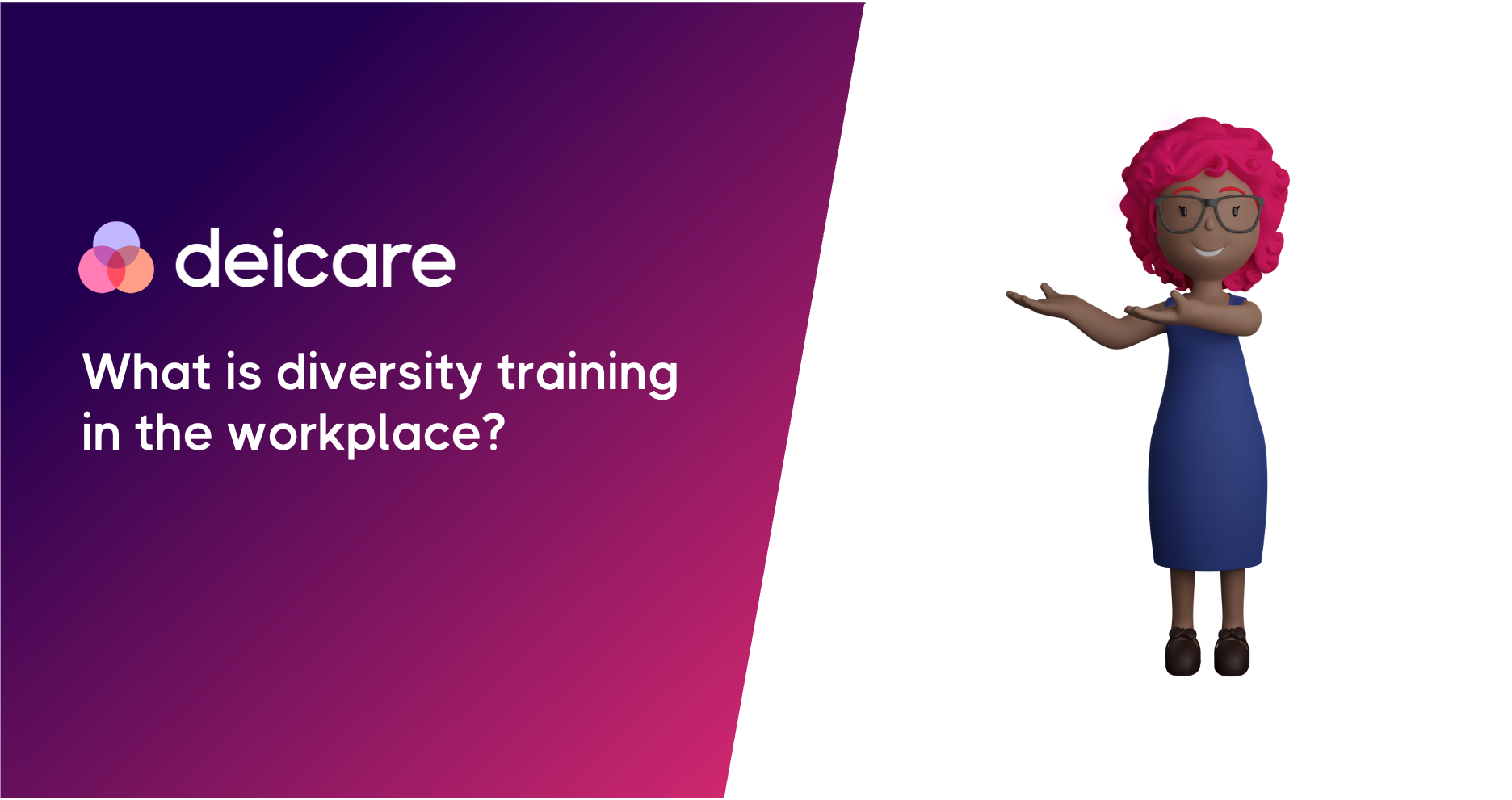 What is diversity training in the workplace?