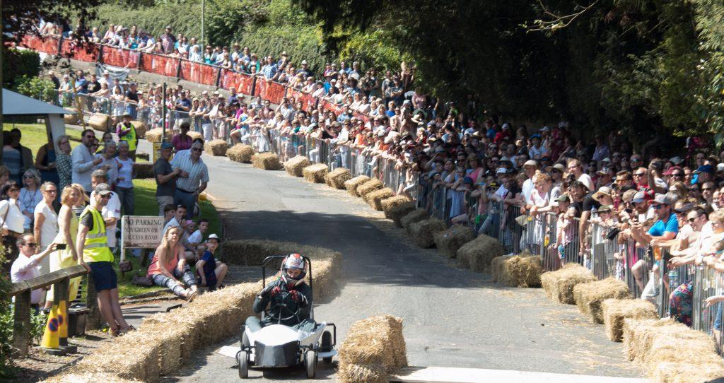 Tetbury Wacky Races May Day Bank Holiday