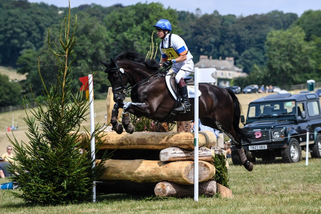 Gatcombe Park Festival of British Eventing August