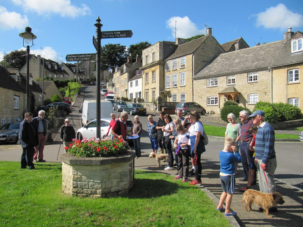 Annual Beating of the Bounds