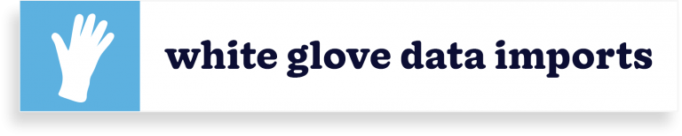 White glove imports services