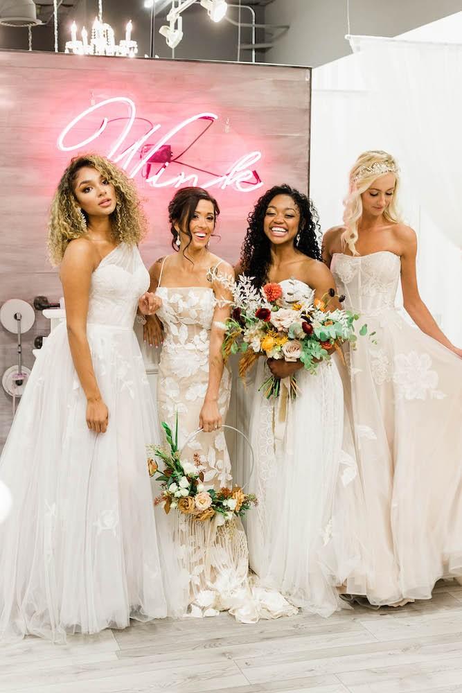 Wink Lash Studio Wedding