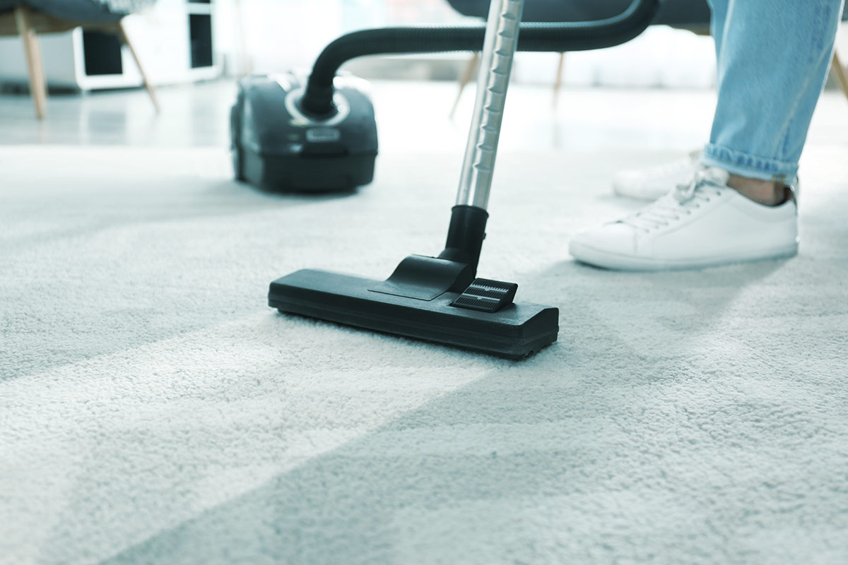 Launch of New Industrial Carpet and Upholstery Cleaning Division