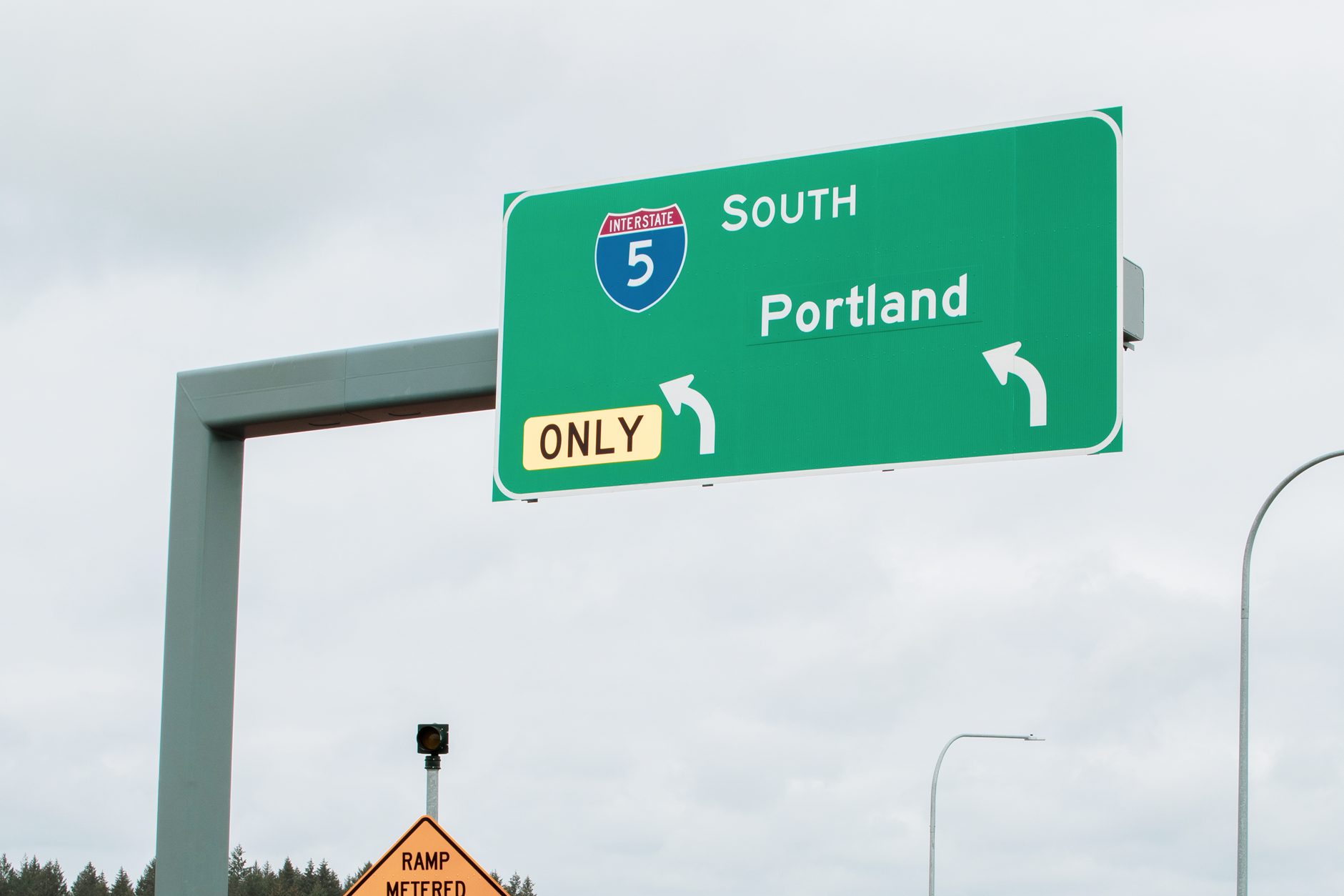 Northeast is ready to crane overhead highway signs into place and provide proper night time lighting. Get expert experience for design, installation and lighting for your next highway project.