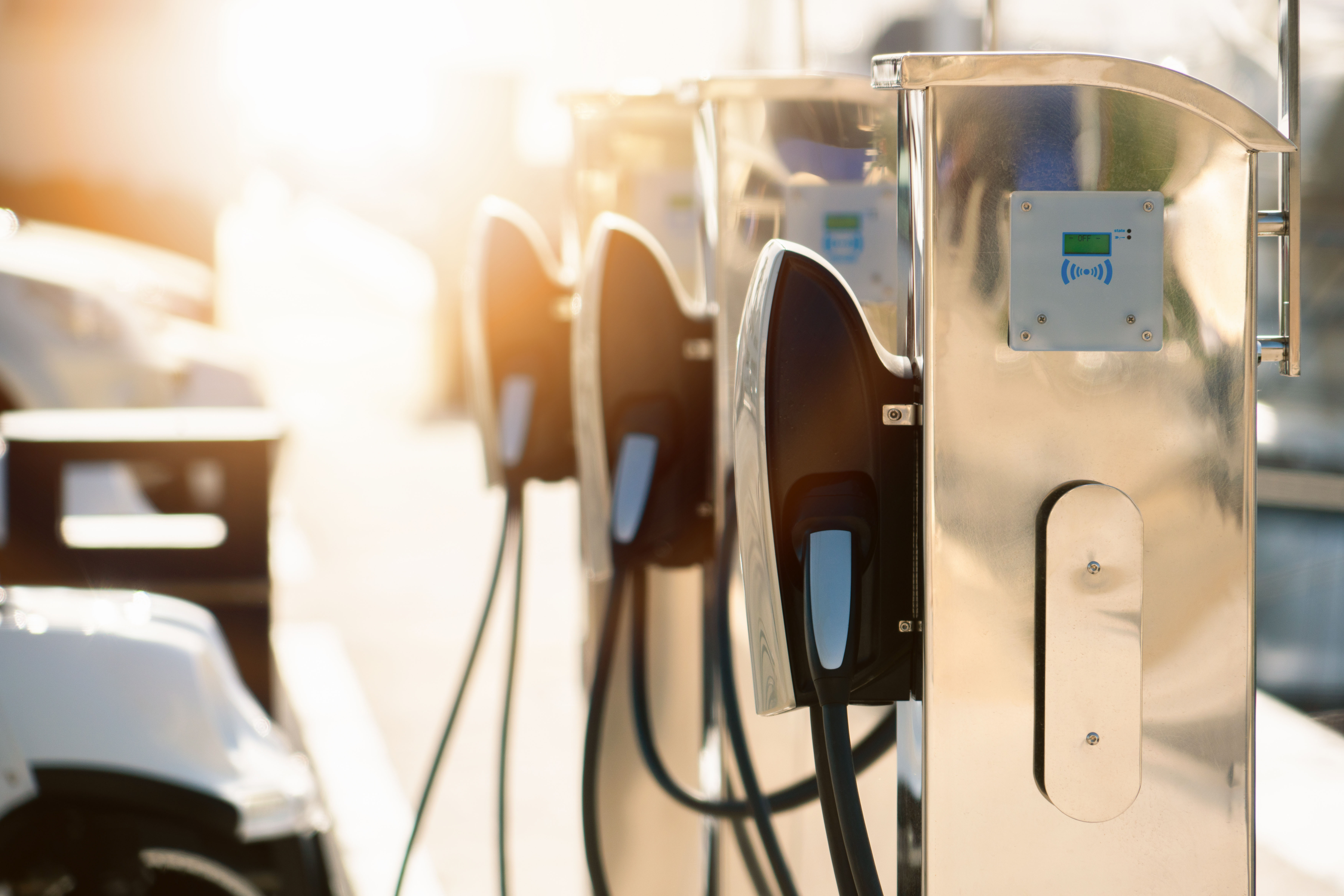 From commercial fast charge stations to public charging solutions, Northeast is ready to help businesses and municipalities bring their infrastructures up to speed for the 21st century. We have the expertise and equipment to upgrade your public spaces with the most current public access power solutions and EV charging systems.