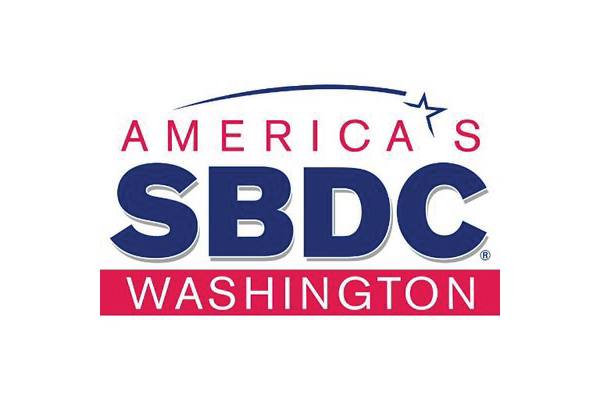 The logo for the America's Small Business Development Center