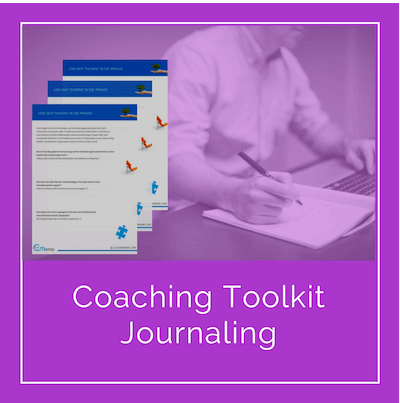 Journaling offers it's a great coaching tool for goal setting